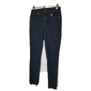 Forever 21 Womens Blue Jeans 26 Straight Leg Pants